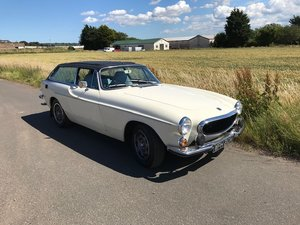 Picture of 1973 Jimmy Tarbuck's Volvo P1800ES