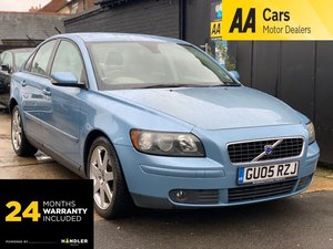 Picture of 2005 Volvo S40 1.8 SE 4dr
