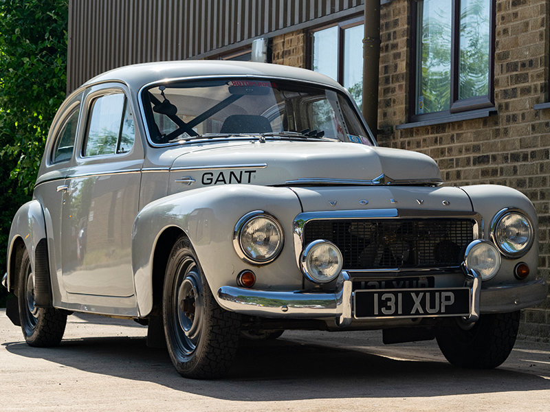 1960 Volvo PV544 Classic Rally Car For Sale (picture 2 of 6)
