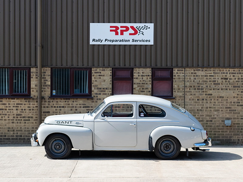 1960 Volvo PV544 Classic Rally Car For Sale (picture 3 of 6)