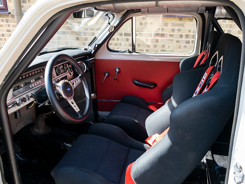 1960 Volvo PV544 Classic Rally Car For Sale (picture 5 of 6)