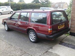 1995 Volvo 940 Estate Manual 2.3