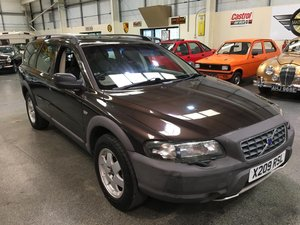 **OCTOBER ENTRY** 2001 Volvo V70 XC For Sale by Auction