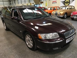 **OCTOBER ENTRY** 2006 Volvo V70 SE D5 Auto For Sale by Auction