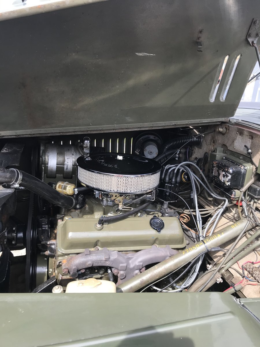 1958 Volvo command car For Sale (picture 4 of 6)
