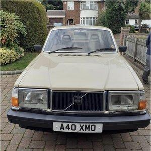 240 Original one owner car