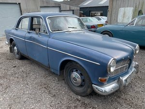 **OCTOBER ENTRY** 1967 Volvo 122S For Sale by Auction