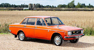 1973 Volvo 144 Saloon For Sale by Auction