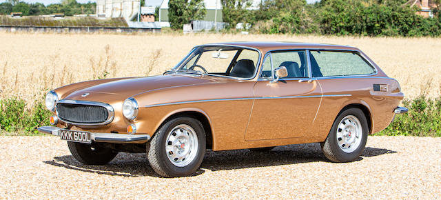 1973 Volvo P1800 ES For Sale by Auction