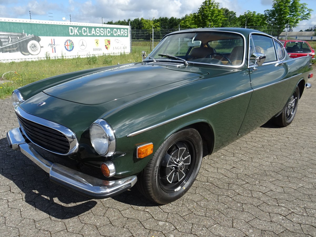 1971 Volvo 1800 E – Restored – One-owner Car For Sale (picture 1 of 24)