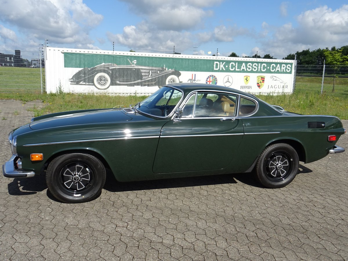 1971 Volvo 1800 E – Restored – One-owner Car For Sale (picture 2 of 24)