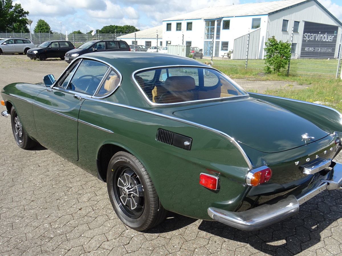 1971 Volvo 1800 E – Restored – One-owner Car For Sale (picture 3 of 24)