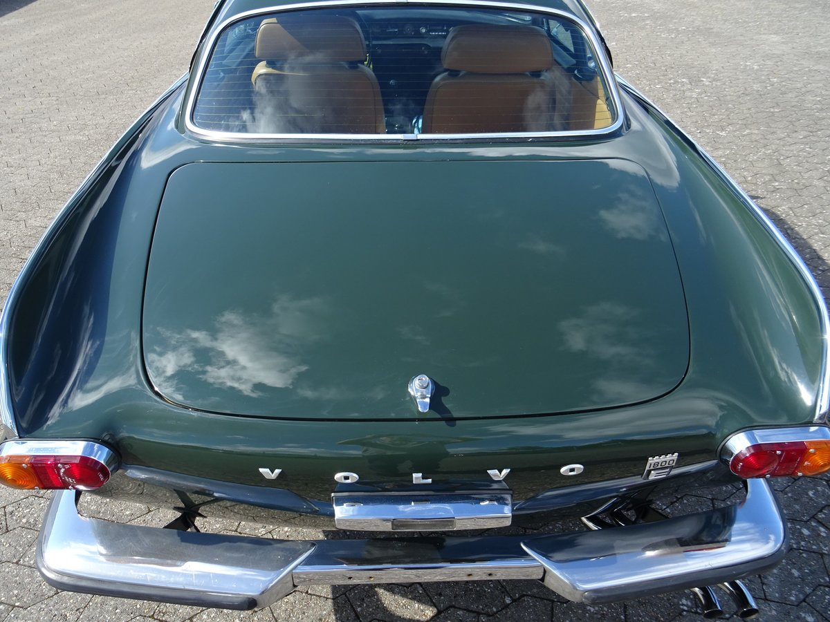 1971 Volvo 1800 E – Restored – One-owner Car For Sale (picture 5 of 24)
