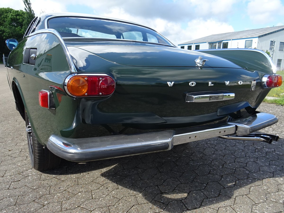 1971 Volvo 1800 E – Restored – One-owner Car For Sale (picture 7 of 24)