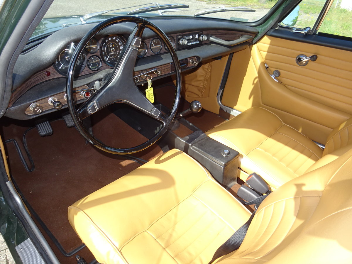 1971 Volvo 1800 E – Restored – One-owner Car For Sale (picture 11 of 24)