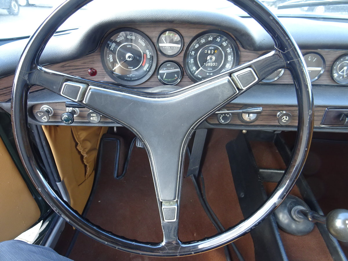 1971 Volvo 1800 E – Restored – One-owner Car For Sale (picture 13 of 24)