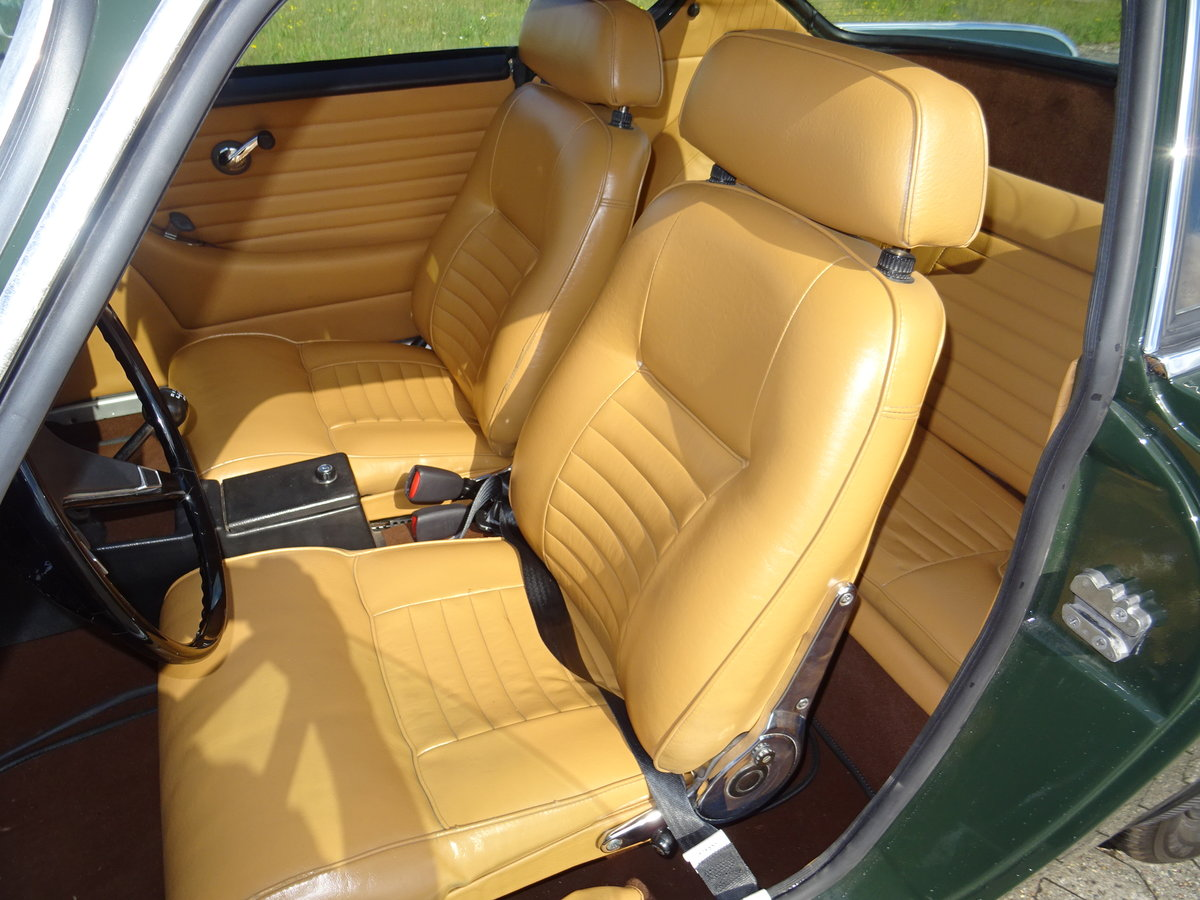 1971 Volvo 1800 E – Restored – One-owner Car For Sale (picture 17 of 24)