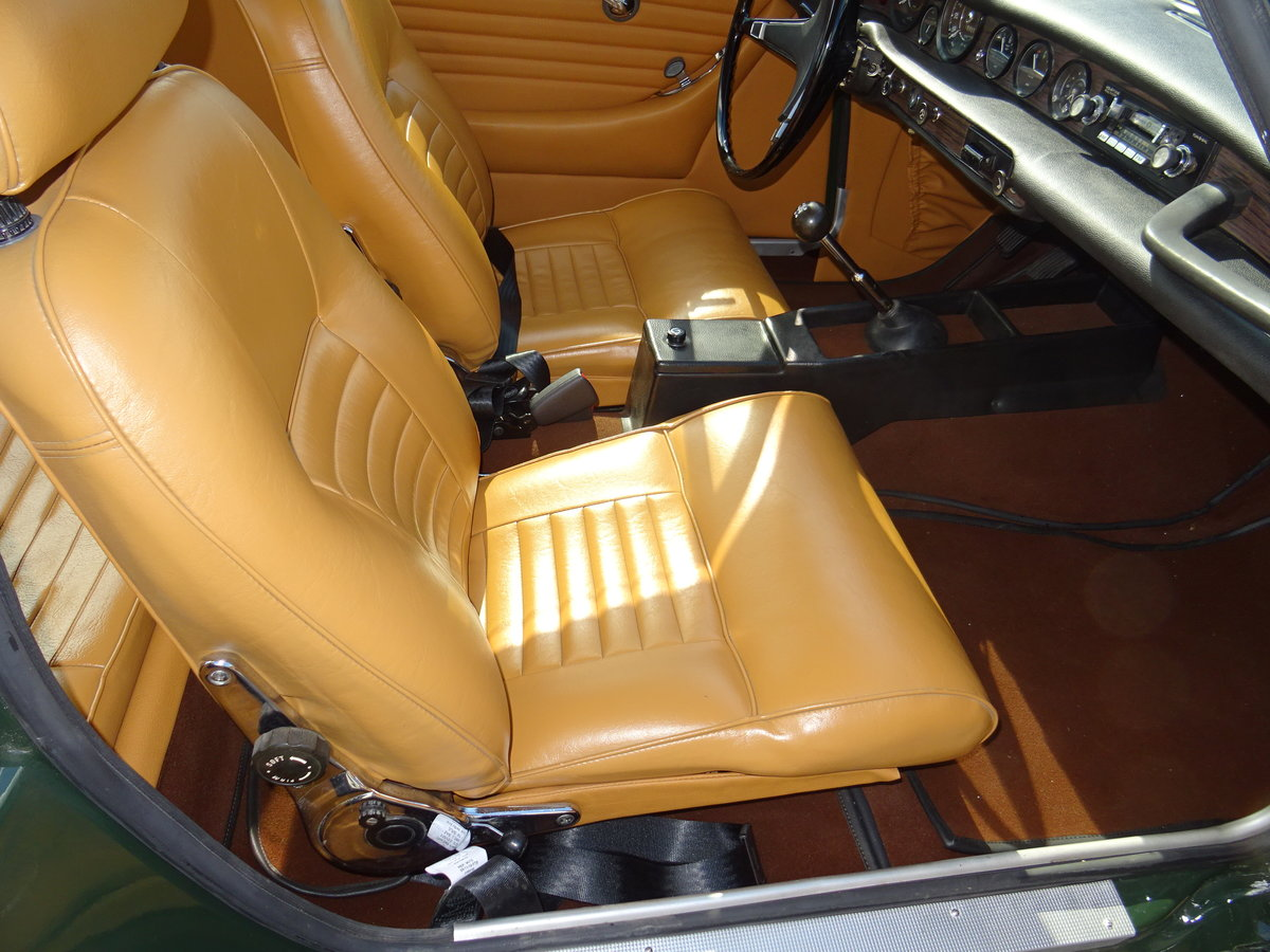 1971 Volvo 1800 E – Restored – One-owner Car For Sale (picture 18 of 24)