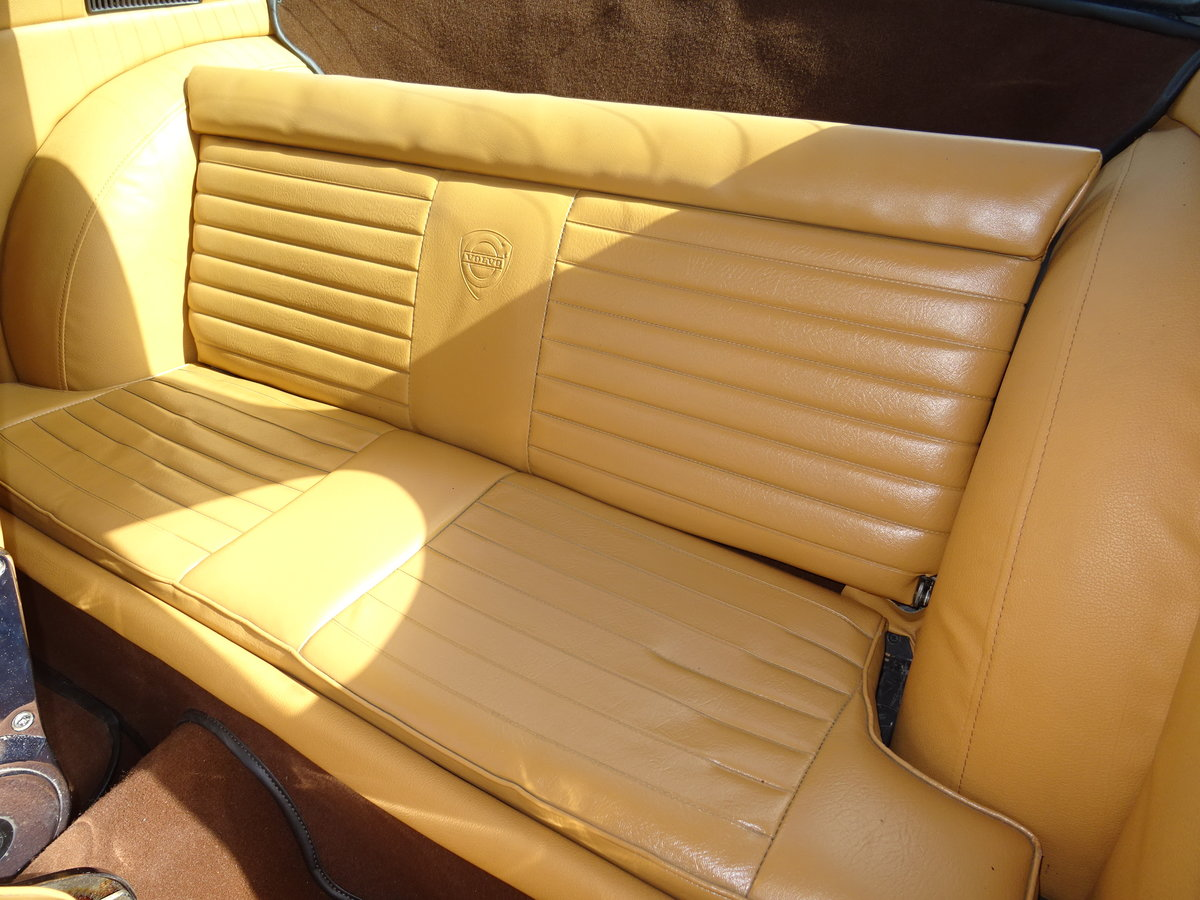 1971 Volvo 1800 E – Restored – One-owner Car For Sale (picture 20 of 24)