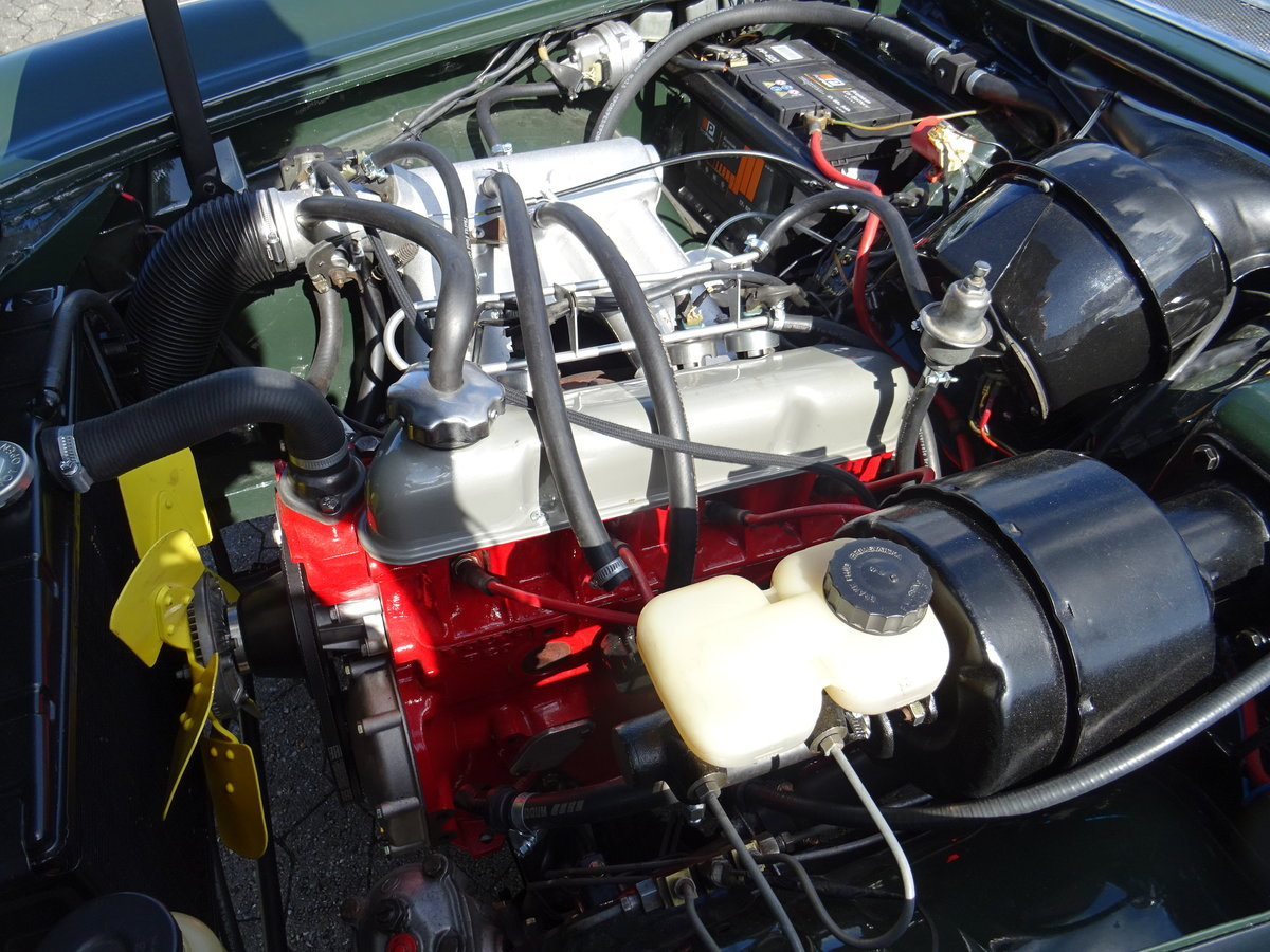 1971 Volvo 1800 E – Restored – One-owner Car For Sale (picture 23 of 24)