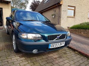 Volvo S60 2.0T, automatic, low miles 1yr MOT