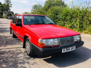 Volvo 940 Wenworth Turbo SE