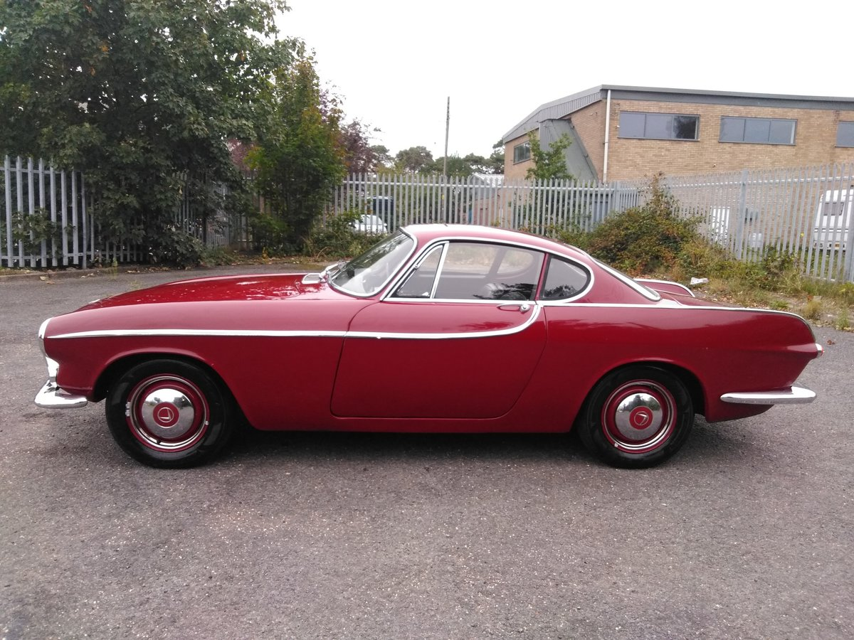 1964 Volvo P1800 S For Sale (picture 2 of 6)