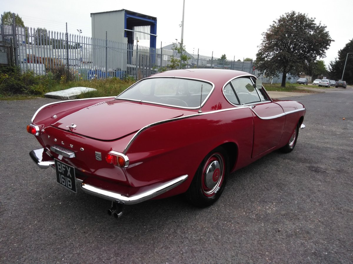 1964 Volvo P1800 S For Sale (picture 3 of 6)