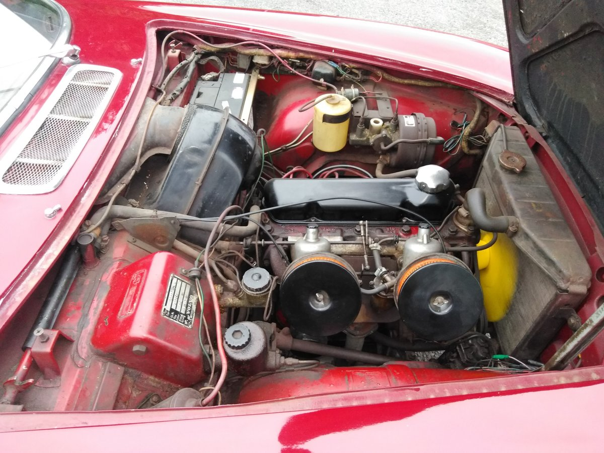 1964 Volvo P1800 S For Sale (picture 5 of 6)