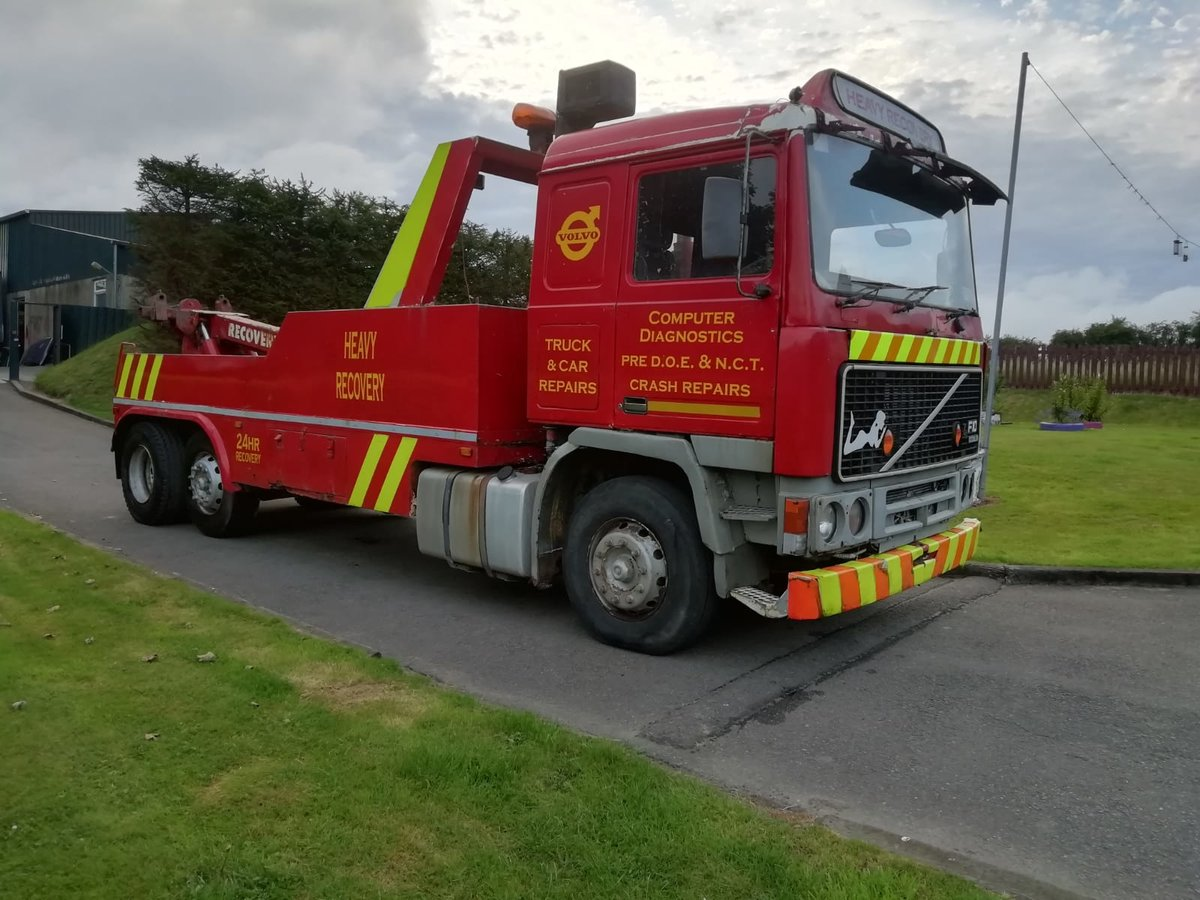 1985 F10 Recovery truck For Sale (picture 1 of 6)