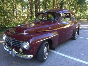 Picture of 1954 My beautifull original Volvo PV444