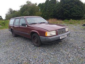 Picture of 1990 Volvo 740 GL