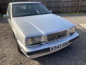 RARE LOW RECORDED VOLVO GARAGE FIND CLEAN NEEDS RECOMISSION