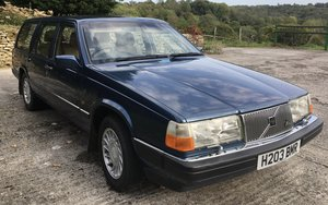 Volvo 960 Turbo Estate low mileage