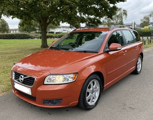2011 Volvo V50 ES 1.6 D2 Sportwagon in excellent condition