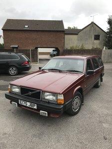 1987 Volvo 740 gle