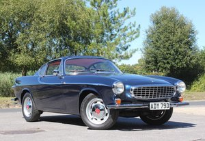 1966 Volvo P1800s *Numbers Matching, full restoration* For Sale