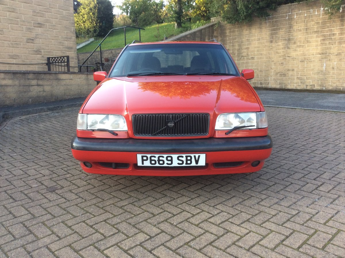 1996 Volvo 850 T5 manual estate  For Sale (picture 3 of 6)