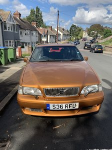Picture of 1998 Volvo v70r auto-orange
