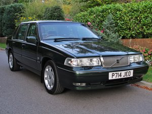 1997 VOLVO S90 960 LUXURY EDITION SALOON 2 OWNERS 44K FVSH For Sale