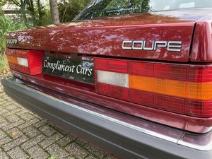 Picture of 1990 Volvo 780 Bertone Coupe € 24.900,-- For Sale