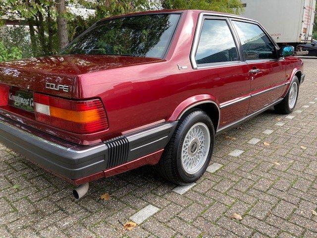 1990 Volvo 780 Bertone Coupe € 24.900,-- SOLD (picture 2 of 6)