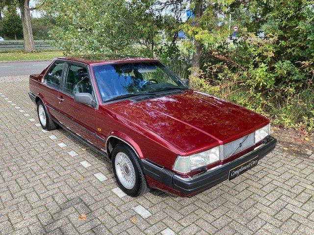 1990 Volvo 780 Bertone Coupe € 24.900,-- SOLD (picture 3 of 6)