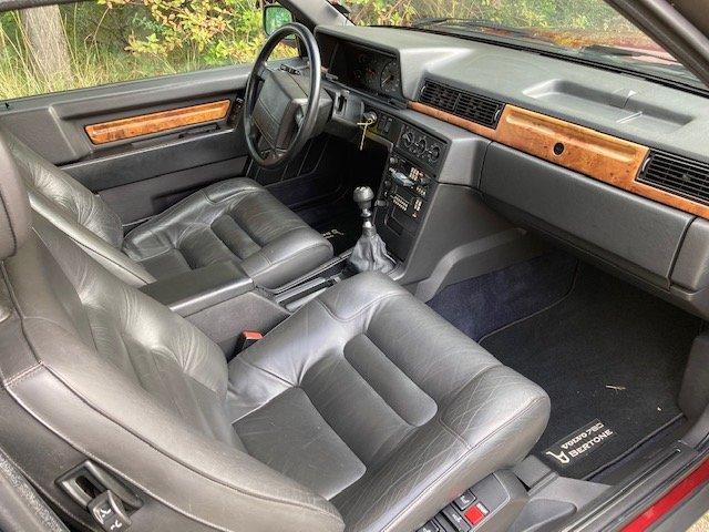 1990 Volvo 780 Bertone Coupe € 24.900,-- SOLD (picture 4 of 6)