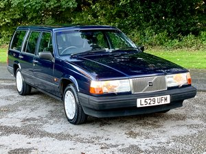Picture of 1993 VOLVO 940 2.0 ESTATE AUTO 7 SEATER. 94,000 MILES For Sale