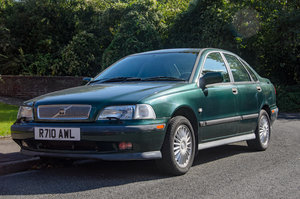 Picture of 1998 Low mileage S40 with Full Main Dealer History