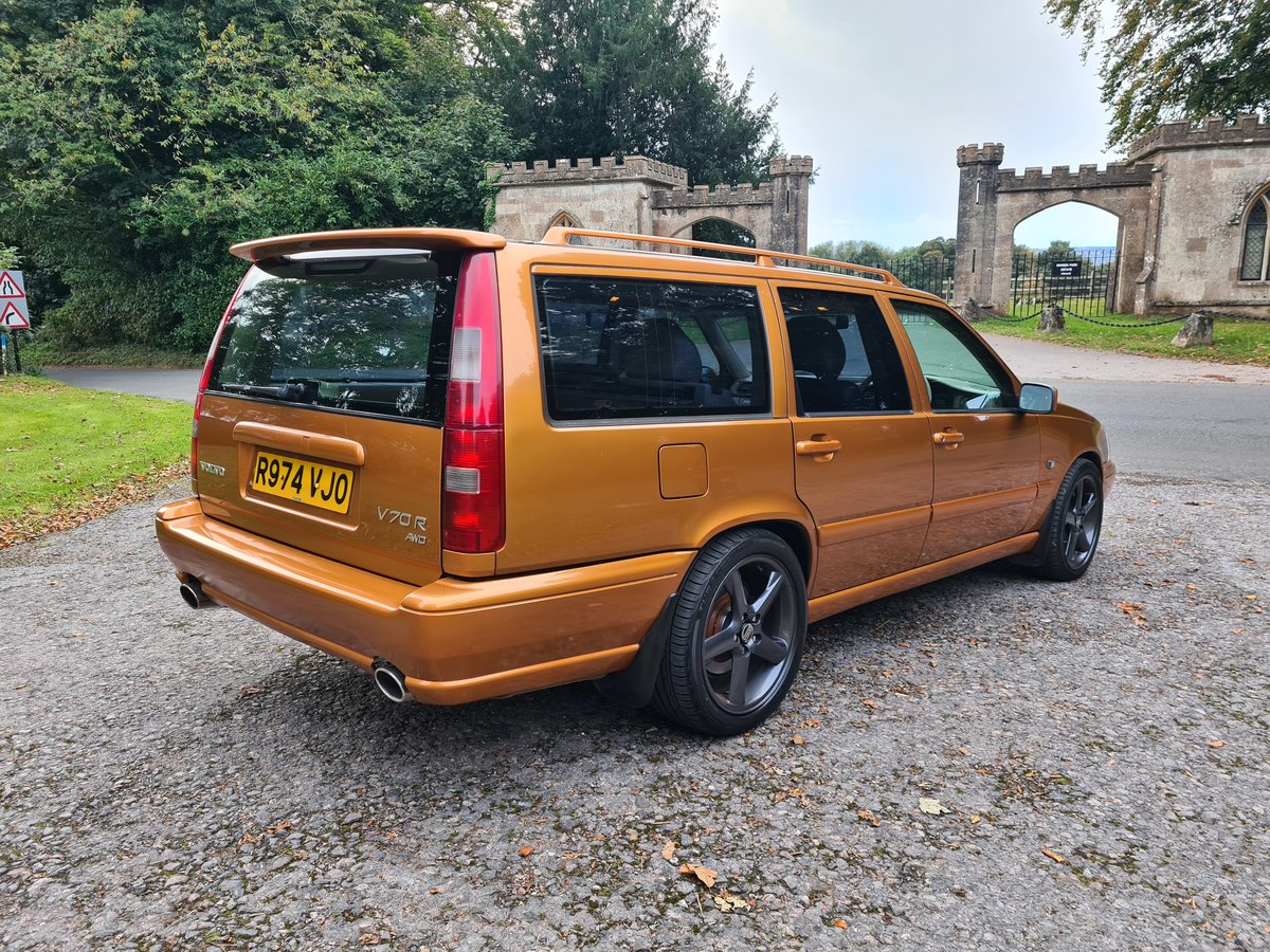 1997 Volvo V70R 2.3T 5dr Estate For Sale (picture 1 of 6)