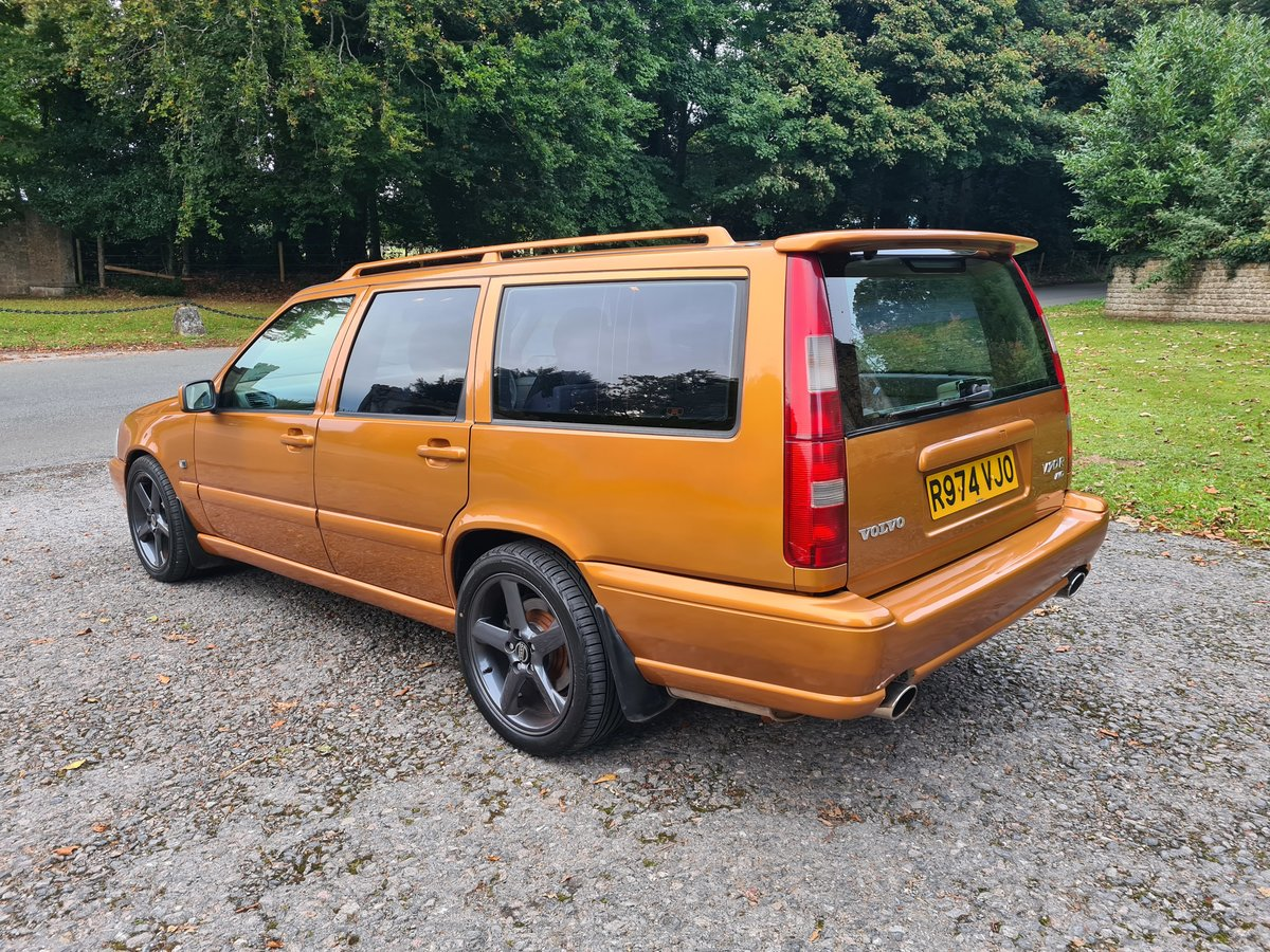 1997 Volvo V70R 2.3T 5dr Estate For Sale (picture 4 of 6)