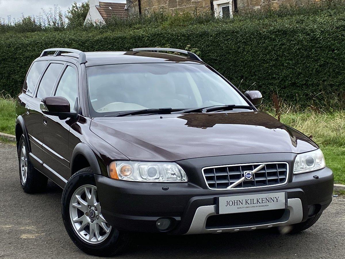 2007 MEGA RARE** VOLVO XC70 2.4 D5 SE LUX AUTO **MASSIV For Sale (picture 1 of 6)