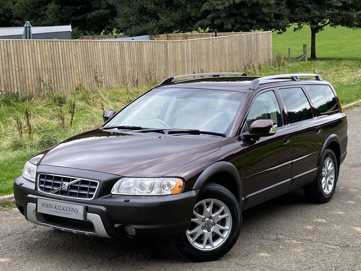 2007 MEGA RARE** VOLVO XC70 2.4 D5 SE LUX AUTO **MASSIV For Sale (picture 2 of 6)